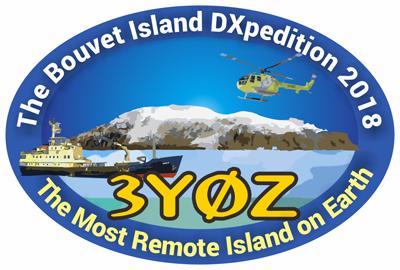 Bouvet Island DXpedition